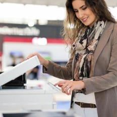 Scannen und verteilen Dokumentenmanagement und Geräteverwaltung