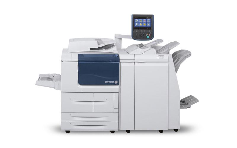 Xerox D95A – D110 – D125 Kopierer – Drucker und D110 – D125 Drucker