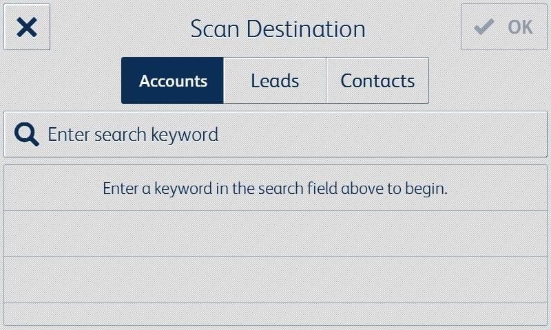 Salesforce-App-Screenshot-Ziel