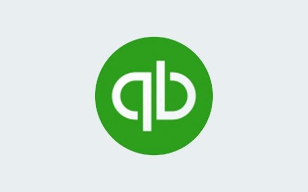 Quickbooks-Etikett