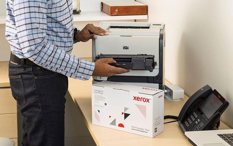 Xerox Toner und Drucker