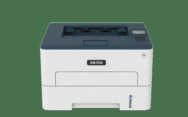 Xerox® B230 Multifunktionsdrucker Vorderansicht